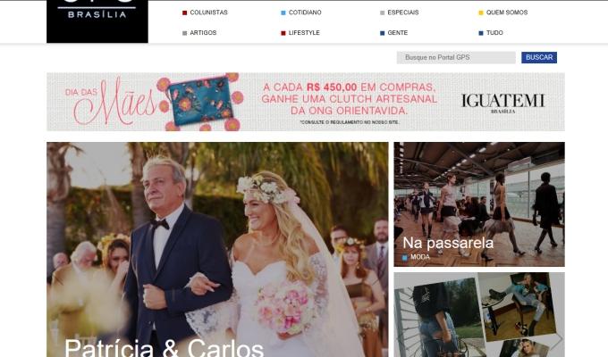 Advogada Patrícia Garrote e empresário Carlos Hornos unem os laços em cerimônia àbeira-lago