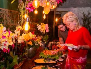 Festa de Aniversário                                 Casa da Lua- AltoParaíso